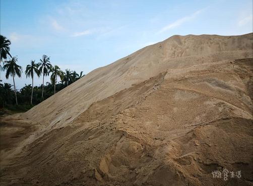 马来西亚河沙多少钱一吨,不是问出来的!